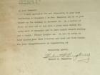 President Jose P. Laurel Correspondence